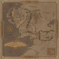 Reunited Kingdom of the Fourth Age by Sapiento
