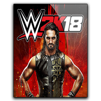 Wwe 2k18 by Mugiwara40k