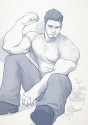 Hunk of the week #07 by silverjow