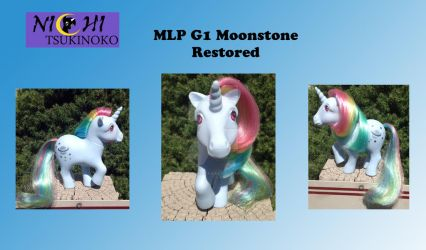 Moonstone Restored2 by NichiTsukinoko