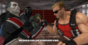 Past Always Beats Future by Wesker500