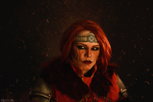 TW:WH - Cerys by MilliganVick