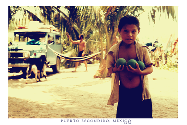 Puerto Escondido, Mexico by PensieveScholar