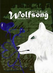 Chelle's Wolfsong by solarfalcon