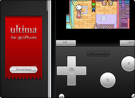 Ultima for gpSPhone by MattiasEkstrom