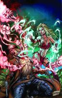 Zenescope by mrfussion