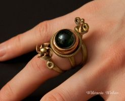 Moveable ring by SteamPig