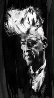 David Lynch by wooden-horse