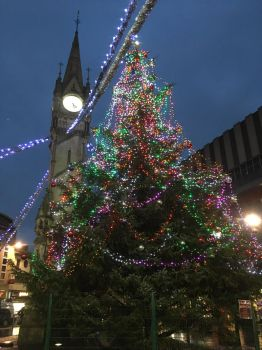 Christmassy Leicester city 4 by cpmcpm13