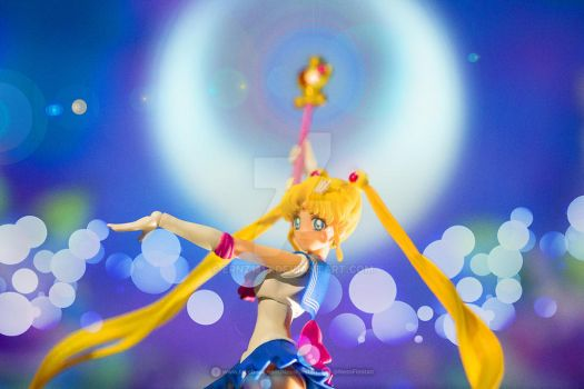 Sailor Moon - Crystal - Figuarts by Ernz1318
