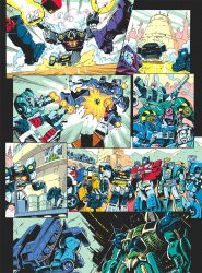 Transformers Generations 2011 vol.2 - comic page 4 by GuidoGuidi