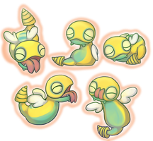 Dunsparce I choooooseee yeeeww