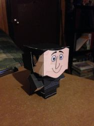 Count Dracula CubeeCraft by SuperVegeta71290