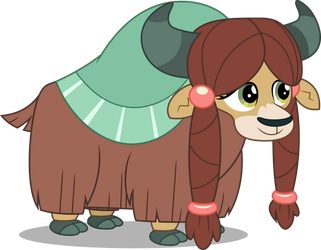 Vector #859 - Yona by DashieSparkle