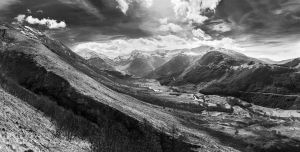 Glen Nevis by Captain-Marmote