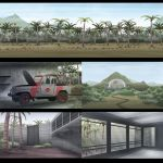 Jurassic World HISHE Backgrounds by OtisFrampton