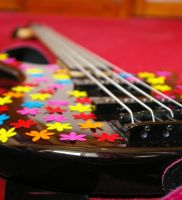 Flower Guitar 2 by the-danger-mouse