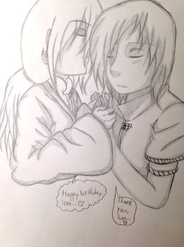 Happy Birthday, Me! by sydyaoko