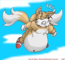 Fat Tails by MetalmanX