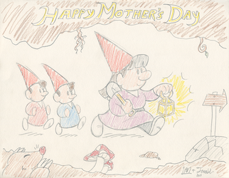 Mother's Day Gnomes by tymime