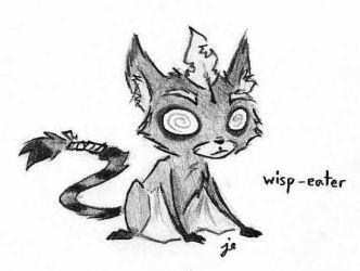 Wisp-Eater by swiftcutter
