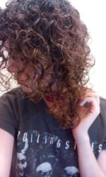 I was bleaching the ends to add in color by justlooking1995