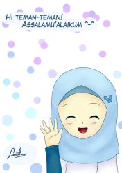 One of my comic page ^_^ by FathinaFN