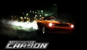 NFS Carbon Wallpaper 2 by AndroniX
