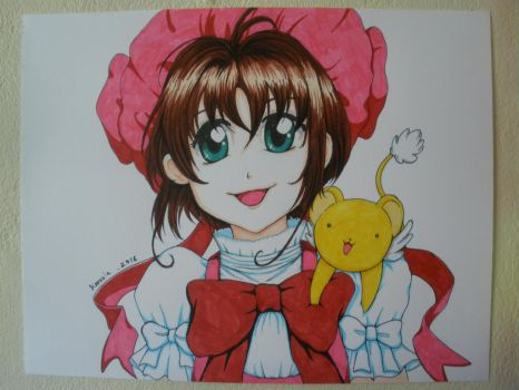 Card Captor Sakura Fanart by QueenOfSpade