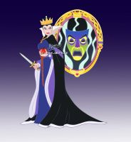 Evil Queen by Nippy13