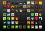 Faenza like Icons 96x96 Px PNG by Agamemmnon
