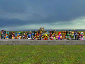 Who Do You Wanna See In SSB3? by SuperSmashBrosGmod