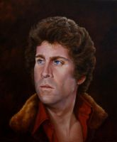Paul Michael Glaser by Alicemarie