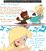 Rosalina Reconciled by Tanooki128