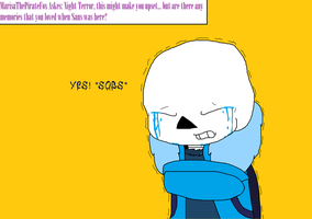 Question #6: Memories About Sans by cjc728