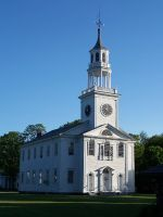 Vermont Church by funygirl38