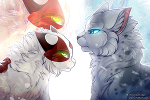 [TRT].:Fire And Ice:. by Himmelskerze