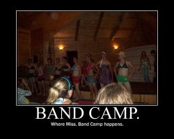 Band Camp by SuperBandG
