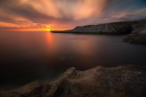 Staring at the Sun by hateom