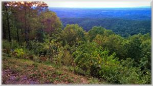 Overlooking Maryville from Foothills Parkway 1 by slowdog294