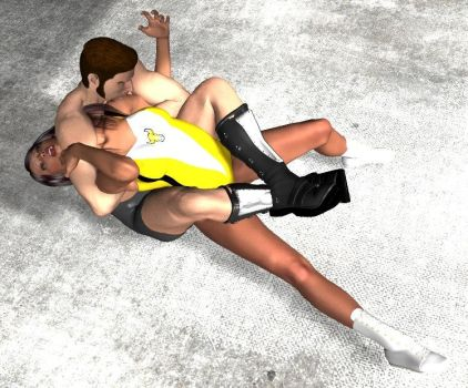 mixed wrestling 39 by cattle6