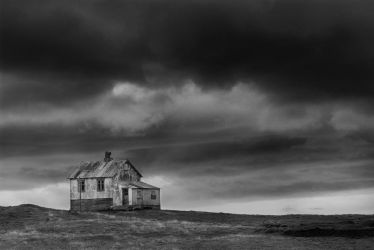 House on the hill by LovisaS