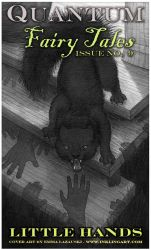 OCT2014COVER little hands by emla by QuantumFairyTales