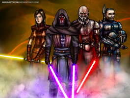 Kotor: Alternative design by AraxussYexyr