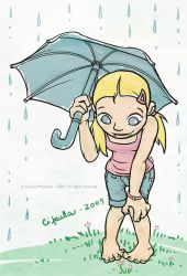 Just a smile by cifaela