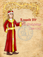 Leopold the Generous of Bavaria by Pelycosaur24