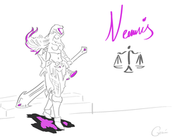 Nemesis Ink by zroxaszz