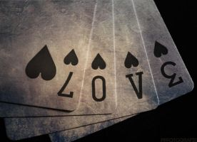 The game of love. by PPFotografie