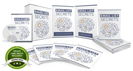 Email List Secrets Review and Premium 14 700 Bonus by faputiyi