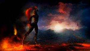 Ashes To Ashes Flame to Flame by Ti-R